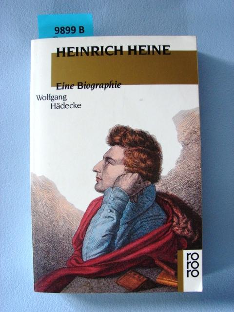 mäßiger Preis exquisiter Stil überlegene Materialien Hädecke, Heinrich Heine.